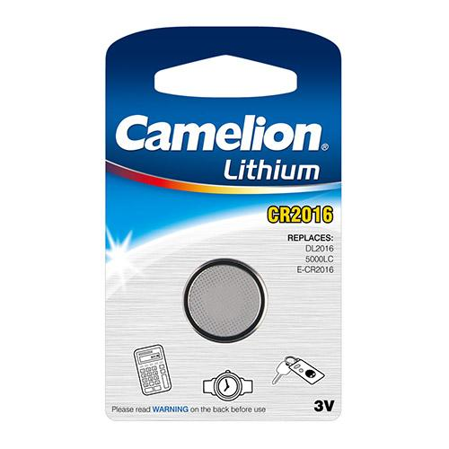 Image of Camelion - CR2016 lithium knapcelle batteri