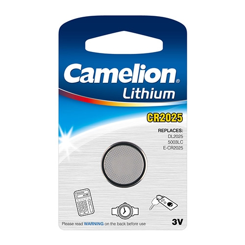 Image of Camelion - CR2025 lithium knapcelle batteri