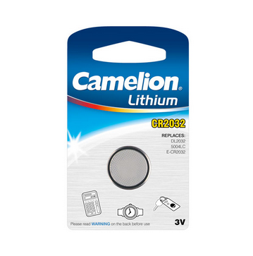 Image of Camelion - CR2032 lithium knapcelle batteri