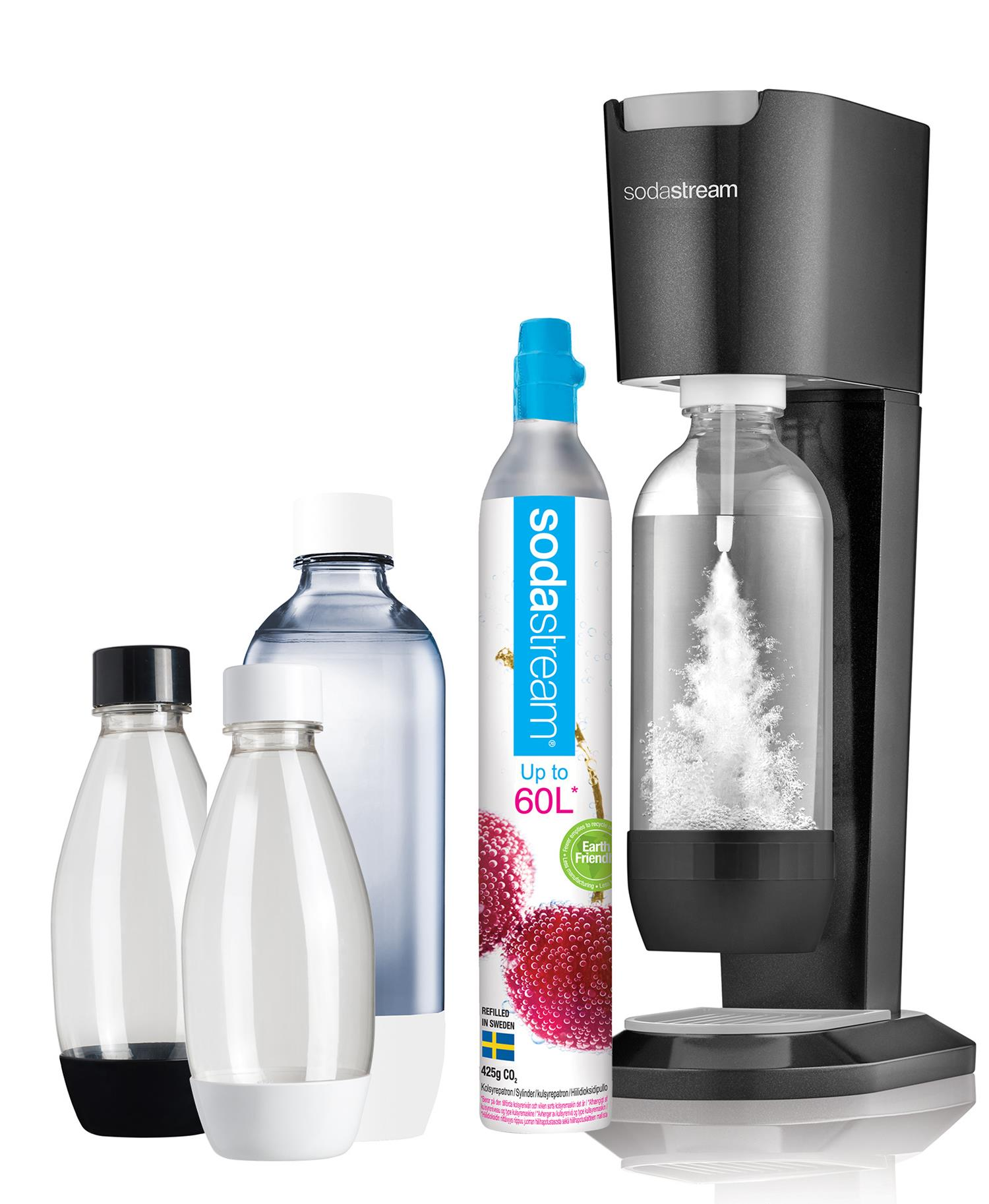 Image of   Sodastream - Genesis - Megapack - Sort