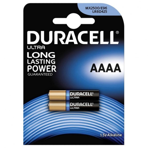 Image of Duracell - Ultra AAAA - 2 stk